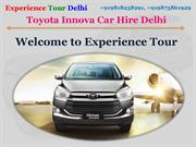 Hire Innova Car in Delhi, Car on Rent