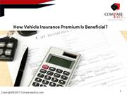 How Vehicle Insurance Premium Calculator Is Beneficial