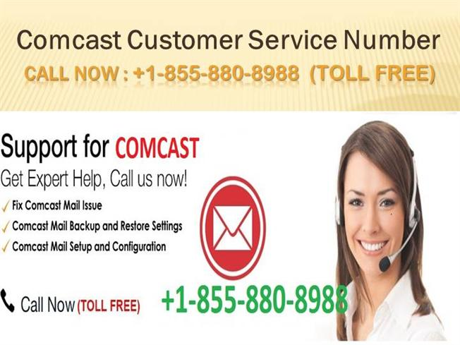 Comcast Email Support Number +1-855-880-8988 Comcast