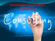 How to Start a Consulting Business - Klaus Garde Nielsen