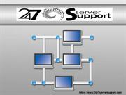 Leading Server Management and Server Support