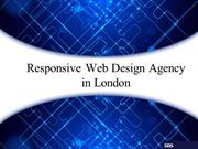 Responsive Web Design Agency in London