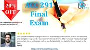 Part 1, 2, 3, 4, 5, 6 of ACC 291 Final Exam 2017 Answers For UOP