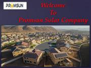 Get Complete Residential Solar Panel Installation Services By Expert