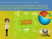 SEO COMPANY in Delhi- SEO  Services  Company in Noida