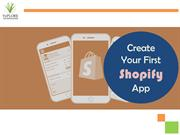 Shopify Apps Developers - Create Your First App - Vxplore Technologies