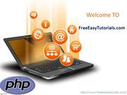 PHP tutorials , php tutorials for beginners , tutorials for php