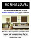 SRQ Window Blinds & Drapes : Window Treatments in Sarasota, FL