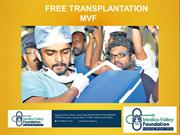 donate organs with Medico Valley Foundation (MVF)