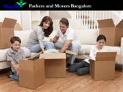 Pakers and Movers Banglore