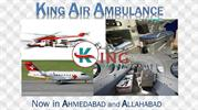 Get Quick Air Ambulance Service in Ahmedabad – King Air Ambulance