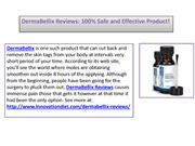 DermaBellix Reviews: Does It Really Works?