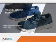 Athletic Footwear Market is Expected to Grow at a CAGR of 2.1%