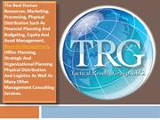 Inventory Mangagement in USA - TRG