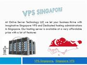 Vps hosting server - Onlive Server Technology LLP