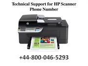 HP Scanner Support Phone Number UK +448000465293