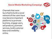 Social Media Services - Social Media Marketing Campaign - Richestsoft