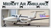 Avail Medilift Air Ambulance Services in Jamshedpur in Emergency
