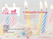 Cakengifts Best On the web Desserts Distribution Web Portal
