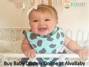 Buy Baby Diapers Online at AlvaBaby