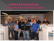 Appstar Financial - Online Payment Company
