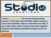 Top Flyer Company in USA Studio45creations