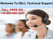 Dell Technical Support Phone Number +44-800-046-5288