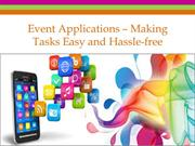 Turns Out as a Big Success with Grupio Event Apps