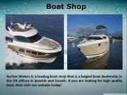 Find Luxury Boats for Sale