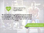 Rugby training supplements | albasportsnutrition.co.uk