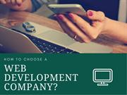 Vedmay - How to Choose Web Development Company