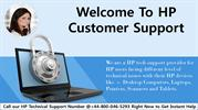 HP Customer Support Phone Number UK +44-800-046-5293