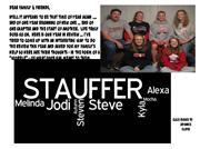 Stauffer's Years End '09'