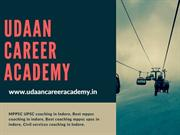 MPPSC UPSC coaching in Indore