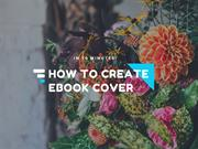 Create Your eBook Cover Using Free Template!