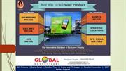 Affordable  Ad Agency in Rajasthan - Global Advertisers