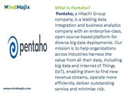 A short intropentahoduction about Pentaho