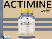 Actimine Review - What Are The Side Effects?