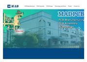 MAD PCB Profile: PCB Manufacturing, PCB Assembly &PCB Design