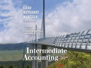 Intermediate Accounting 13th Kieso Warfield Chapter 13