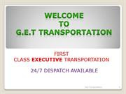 Affordable Airport Transportation Services Houston