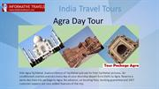 AGRA DAY TOUR BY INFORMATIVE TRAVELS
