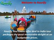 India holidays Tour packages in India, Special Tour packages