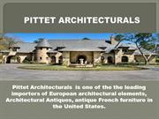 PITTET ARCHITECTURALS  ppt