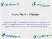 All About Insulin Therapy