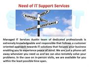 Houston IT Support Services & Cloud Based ERP Solution