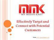 Effectively Target and Connect with Potential Customers