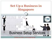 Advantages of Setting up a Company in Singapore