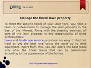 Lawn Care, Weed Control, Masonry, Property Management, Sod Installatio