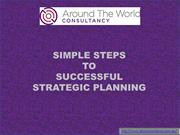 SIMPLE STEPS TO SUCCESSFUL STRATEGIC PLANNING